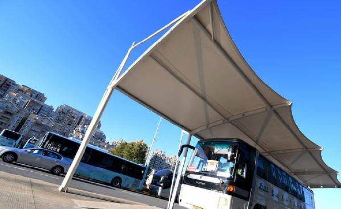 江苏盐城市城市公交、县际县内班车等明起全部开通
