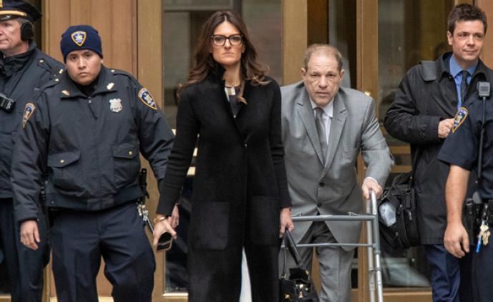 性侵案判決在即,電影大亨韋恩斯坦會否入獄?