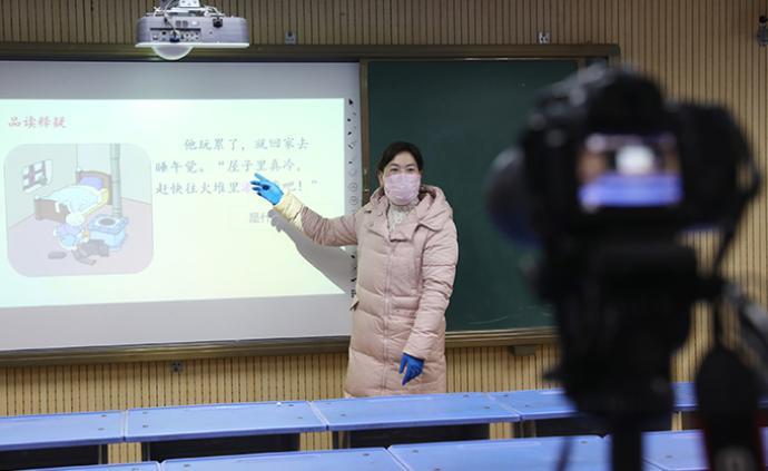 抗疫·上海行动 2月18日:上海大中小学下月起上网课