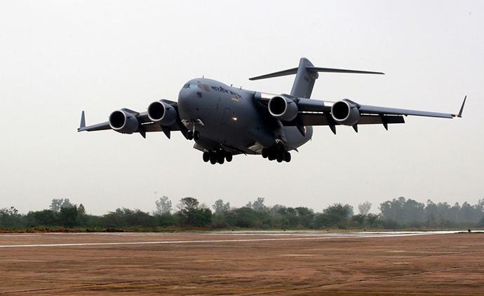 印度空軍將出動該國最大運輸機向武漢運送醫療物資