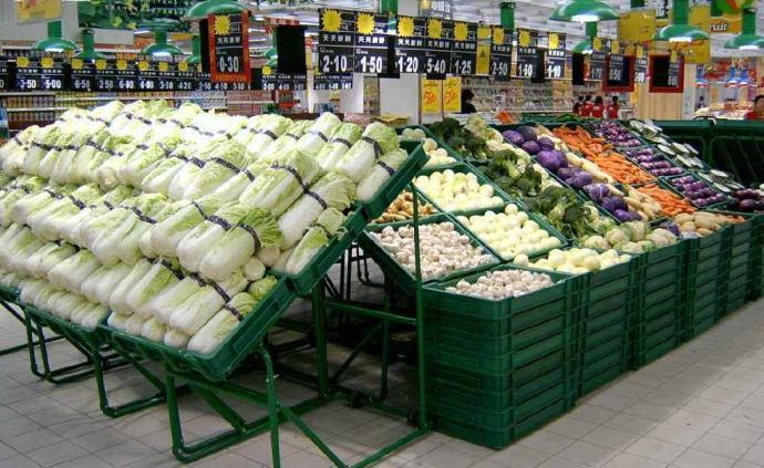 商务部_目前连锁超市开业率已达95%以上