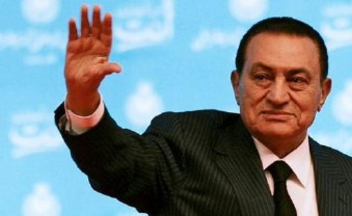 外媒:埃及前总统穆巴拉克逝世,享年91岁