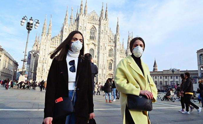 全球疫情日报|韩国确诊持续井喷,中东和欧洲开始蔓延至多国