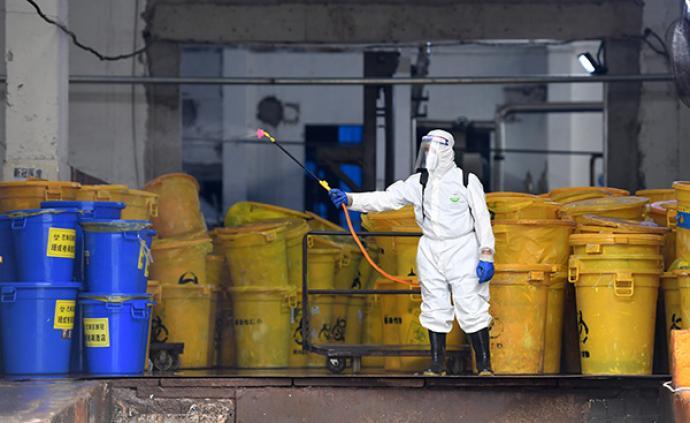十部門:2022年6月實現建成醫療廢物收集轉運處置體系