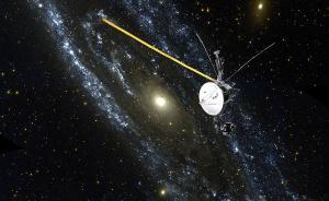 """飞出太阳系的""""旅行者""""离开地球40年"""