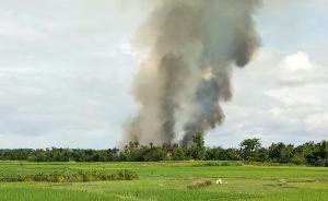 缅甸若开邦五年来最严重武装冲突不断升级,已超400人丧生