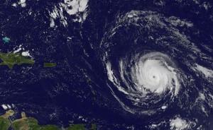 """""""哈维""""之后又一四级飓风靠近美国,佛州宣布进入紧急状态"""