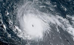 """""""厄玛""""升级为5级飓风,美国佛罗里达州进入紧急状态"""