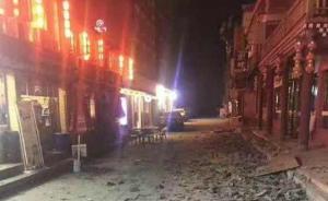 上海旅游局:暂未收到上海游客九寨沟地震伤亡报告
