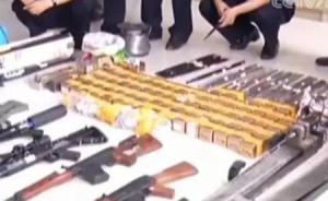 山东破获制造贩卖枪支案:朋友圈公然叫卖,为寄铅弹设快递点