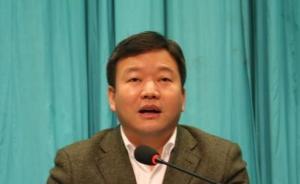 曹立军出任湖南常德市代市长,陈恢清任副市长