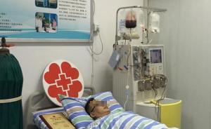 重庆一医院院长捐髓救人:用亲身经历告诉大家献髓无损健康