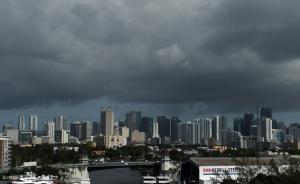 哈维肆虐北美,世界气象组织:全球变暖可能导致强飓风更频繁