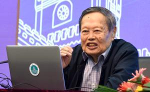 杨振宁携夫人再访山西大学,山西省副省长张复明等接见