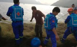 河北潘家口潜水员失联5日:无上岸可能