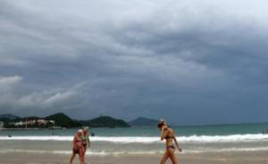 """双台风将不登陆中国:""""泰利""""去日本九州,""""杜苏芮""""去越南"""