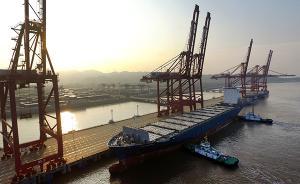 """宁波""""一带一路""""建设综合试验区总体方案发布:主打港口开放"""