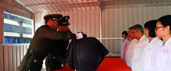 广西灌阳:沉井遗骸确系83年前遭残杀红军,将举行安葬仪式