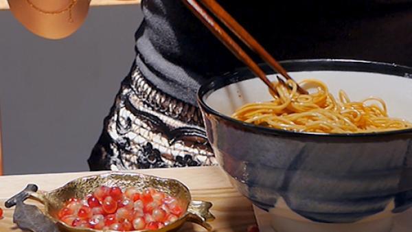 立秋料理:卤牛肉葱油拌面