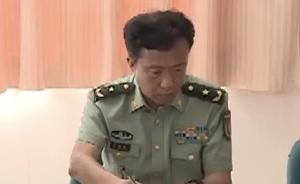 韩晓东少将已担任河北省军区政委