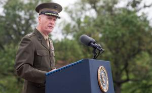 日媒:美军参联会主席8月中旬将访问中日韩