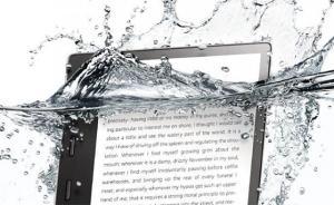 亚马逊防水版Kindle上市:能在2米深清水中泡1小时