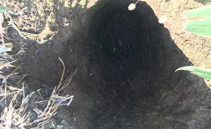山东大韩村盗墓故事:公安部通缉嫌犯盗挖古墓群,雷管炸盗洞