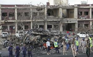 索马里首都汽车炸弹袭击死亡人数升至230人,或进一步上升