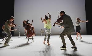 上海国际艺术节|舞蹈版《哥德堡变奏曲》:与巴赫共舞