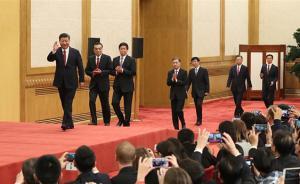 习近平率新一届中央政治局常委集体亮相,未来要干这些大事