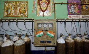 """印度官员否认30名儿童因医院""""断氧""""死亡:死因是急性脑炎"""