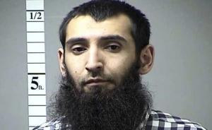 纽约恐袭丨嫌犯本想前往布鲁克林大桥,警方找到第二名涉案人