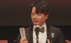 段奕宏凭借《暴雪将至》获东京电影节最佳男主角