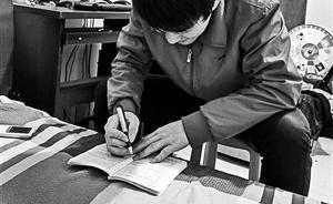 """安徽""""白卷""""考生十年后再报名高考:曾在卷面写""""教育宣言"""""""