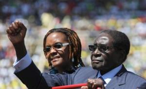 津巴布韦总统解除副总统职务,第一夫人称已准备好接任总统