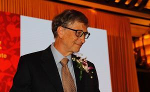 今年以来全球最大额捐款:比尔·盖茨捐了46亿美元微软股票