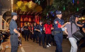 广东警方摧毁130多个涉黑涉恶犯罪团伙,1400余人落网