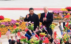 两天相处十小时,中美元首在互动与交流中规划两国发展新蓝图