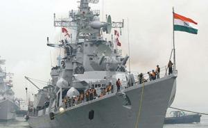 兵韬志略 印海军欲扩大监控范围,但与美联合巡航还不现实