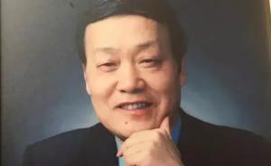 厦大教授卢炬甫因病逝世,为天文学系复办后首任系主任