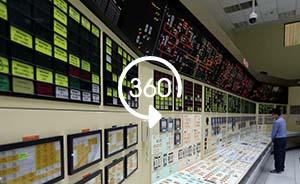 360°全景|走进大亚湾核电基地,探秘中微子实验室