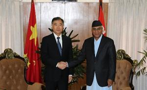 汪洋会见尼泊尔总统总理:愿与尼在国际和地区问题上密切配合