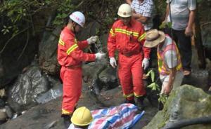 广西河池突发山洪灌入涵洞,致道路施工人员2死2伤