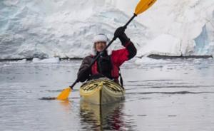曾南极探险、攀登珠峰的川大研究员:用极限运动打开云端天堂