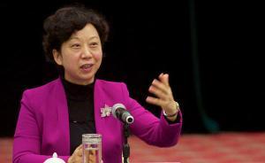 江西赣州市委常委、宣传部部长胡雪梅兼任章贡区委书记