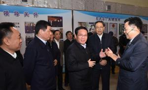 上海党政代表团赴皖苏浙学习考察:共谋长三角一体化大文章