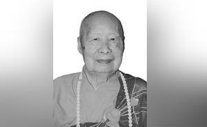 寒山寺法主和尚、一代高僧性空长老圆寂,享寿97岁