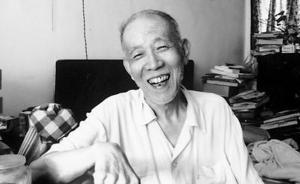 文史学者、出版家丁景唐去世,曾接棒编纂《中国新文学大系》