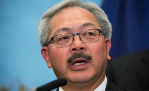 美国旧金山市长李孟贤去世,享年65岁
