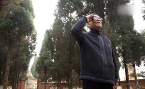 八旬老人历时19年建起抗日纪念碑
